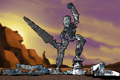 Bionicle Heroes - matoro wins - User Screenshot