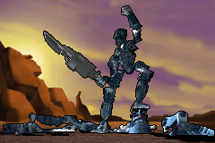 Bionicle Heroes - hahil is the best siwmer - User Screenshot
