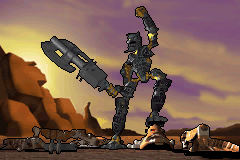 Bionicle Heroes - hewkii won right at the start - User Screenshot