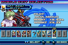 Mobile Suit Gundam Seed - Battle Assault -  - User Screenshot