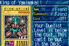 Yu-Gi-Oh! - The Sacred Cards -  - User Screenshot