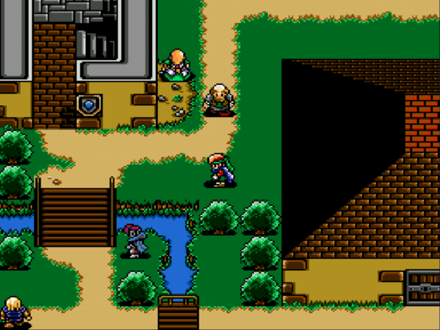 Shining Force - Location Alterone -  - User Screenshot