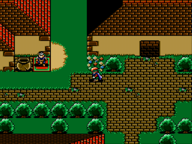Shining Force - Location Rindo -  - User Screenshot