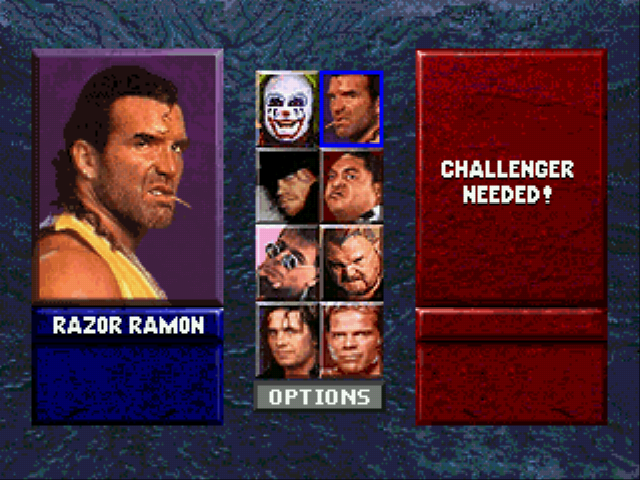 WWF WrestleMania - The Arcade Game -  - User Screenshot
