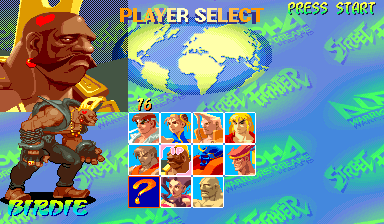Birdie Street Fighter Video Game Character Profile Vizzed