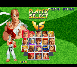 Street Fighter Alpha 2 -  - User Screenshot