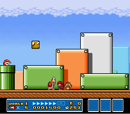 Super Mario All-Stars -  - User Screenshot
