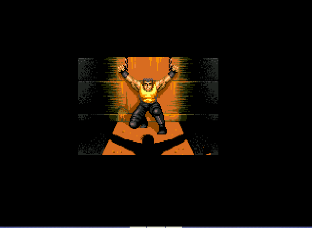 Streets of Rage 2 - Boy,how long have I been down here? - User Screenshot