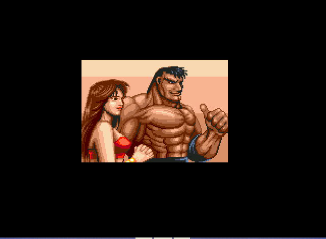 Streets of Rage 2 - You know u want my body,I