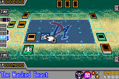 Yu-Gi-Oh! GX - Duel Academy - First turn, Masked Beast and suped up - User Screenshot