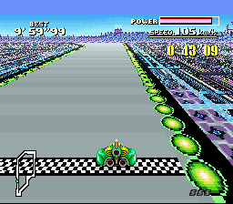 F-ZERO - Pico: Wild Goose - User Screenshot