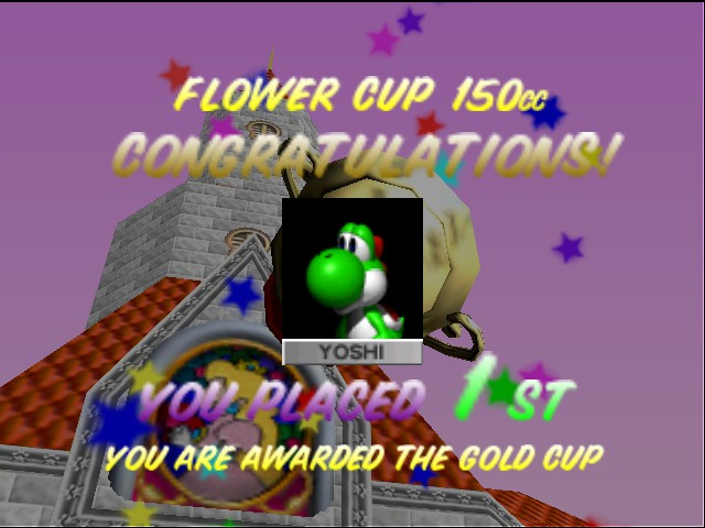 Mario Kart 64 - yay! - User Screenshot