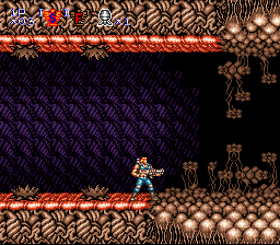 Contra III - The Alien Wars - special force - User Screenshot