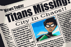 Teen Titans 2 -  - User Screenshot