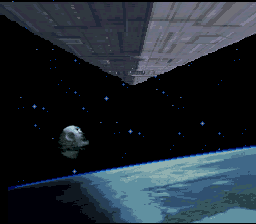 Super Star Wars - Return of the Jedi - Death Star - User Screenshot