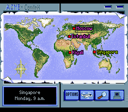 Where in the World is Carmen Sandiego - Traveling - User Screenshot