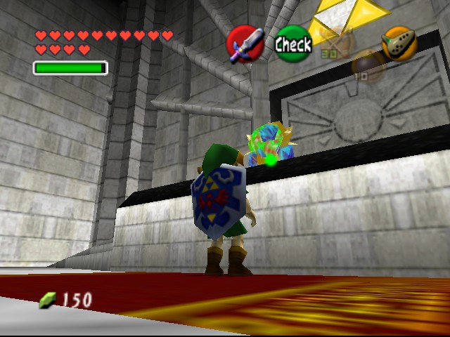 The Legend of Zelda - Ocarina of Time (Debug Edition) - Lolbug - User Screenshot