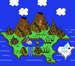 Adventure Island 2 - Final Isle :) - User Screenshot