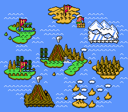 Adventure Island 2 - no comment - User Screenshot