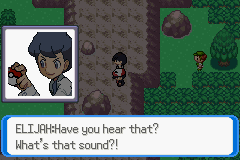 Pokemon Resolute (beta 2.2) - Bad english - User Screenshot