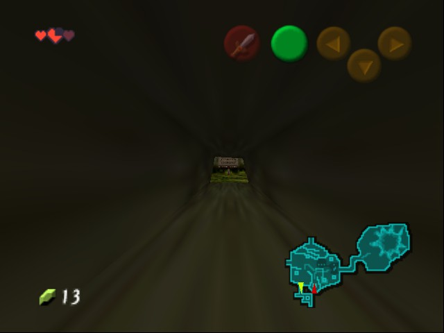 Legend of Zelda, The - Ocarina of Time - Master Quest -  - User Screenshot
