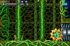 Metroid Fusion - plasma core - User Screenshot