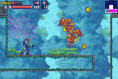 Metroid Fusion - MINI DRAYGONS???? - User Screenshot