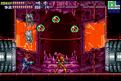 Metroid Fusion - no! - User Screenshot