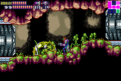 Metroid Fusion - uh oh - User Screenshot