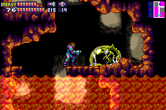 Metroid Fusion - whoa - User Screenshot