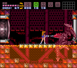 Super Metroid Justin Bailey - ?????????????????? - User Screenshot