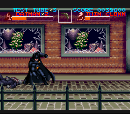 Batman Returns - smash - User Screenshot