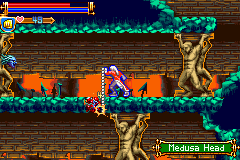 Castlevania - Harmony of Dissonance - easy way to get exp - User Screenshot