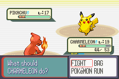 Play Pokemon Ruby Destiny Reign of Legends rom hack Game Online - Game