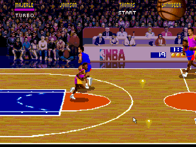 NBA Jam -  - User Screenshot