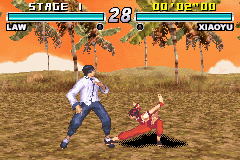 Tekken Advance -  - User Screenshot