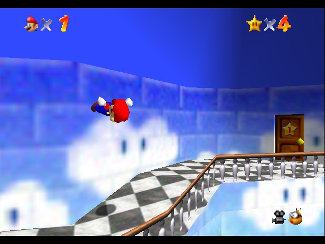 Super Mario 64 - birdy - User Screenshot