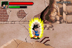 Dragon Ball GT - Transformation - AHHHHHHHHHHHHh!! im on FIRE - User Screenshot