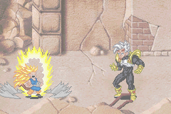 Dragon Ball GT - Transformation - my hair blows in the wind - User Screenshot