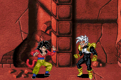 Dragon Ball GT - Transformation - epic battle - User Screenshot