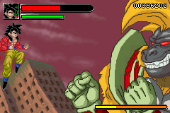 Dragon Ball GT - Transformation - Hello mr. giant big gold ape  - User Screenshot