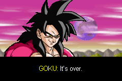 Dragon Ball GT - Transformation - Oh Realy - User Screenshot