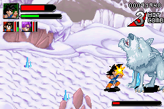Dragon Ball GT - Transformation - Time to Kick Some ass - User Screenshot