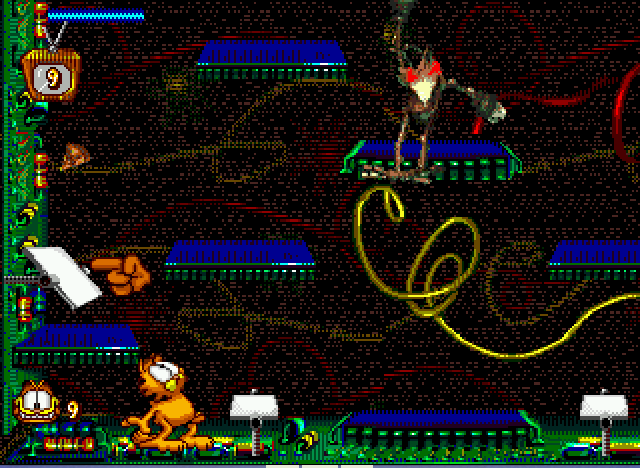 [Análise Retro Game Especial] - Garfield Caugth In The Act - Mega Drive Garfield%20%20%20Caught%20in%20the%20Act_Sep14%2017_49_47