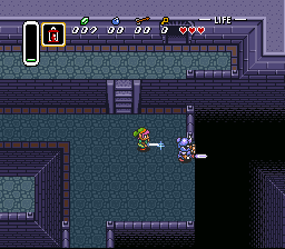 Legend of Zelda, The - A Link to the Past - assasination sucker - User Screenshot