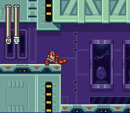 Mega Man VII - CHILLIN OUT - User Screenshot