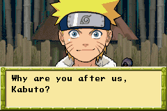 Naruto - Ninja Council 2 - Kabuto? Its pokemon lol - User Screenshot
