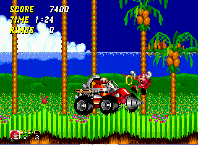 Sonic and Knuckles & Sonic 2 - AAAAAAAAAAAAAAAAAHHHHHHHHHHHHHHHHH - User Screenshot