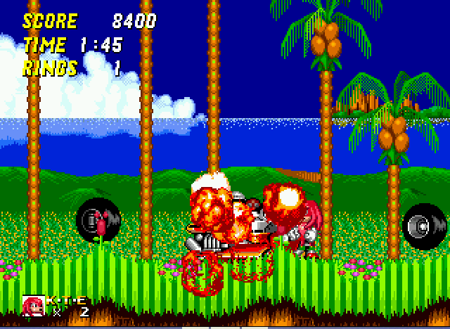Sonic and Knuckles & Sonic 2 - MY CAR - User Screenshot