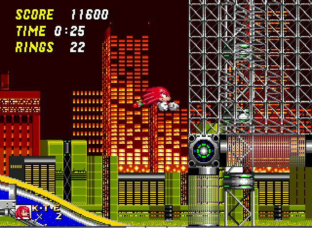 Sonic and Knuckles & Sonic 2 - IM FLYING - User Screenshot